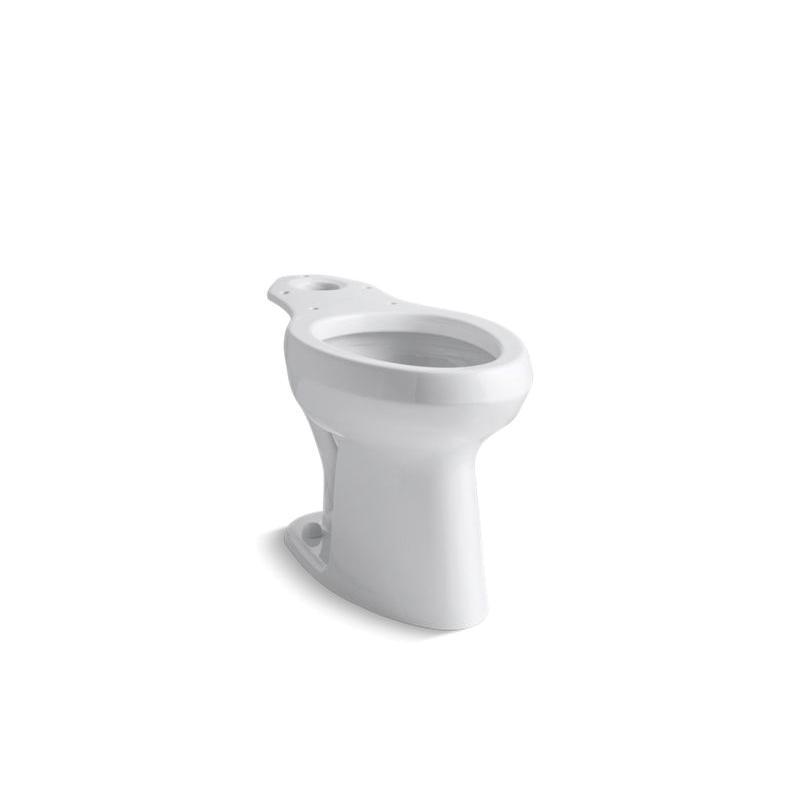Kohler® 4304-0 Toilet Bowl, White, Elongated, HighLine®