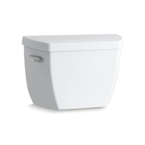 Kohler® 4645-0 HighLine® Toilet Tank, 1.6 gpf, 2 in Left Hand Lever Flush, White