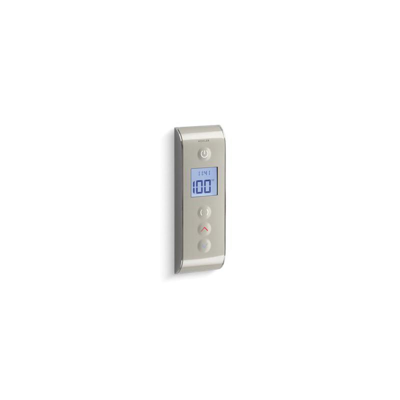 Kohler® 527-1SN DTV™ Prompt® Digital Shower Interface, LCD Display