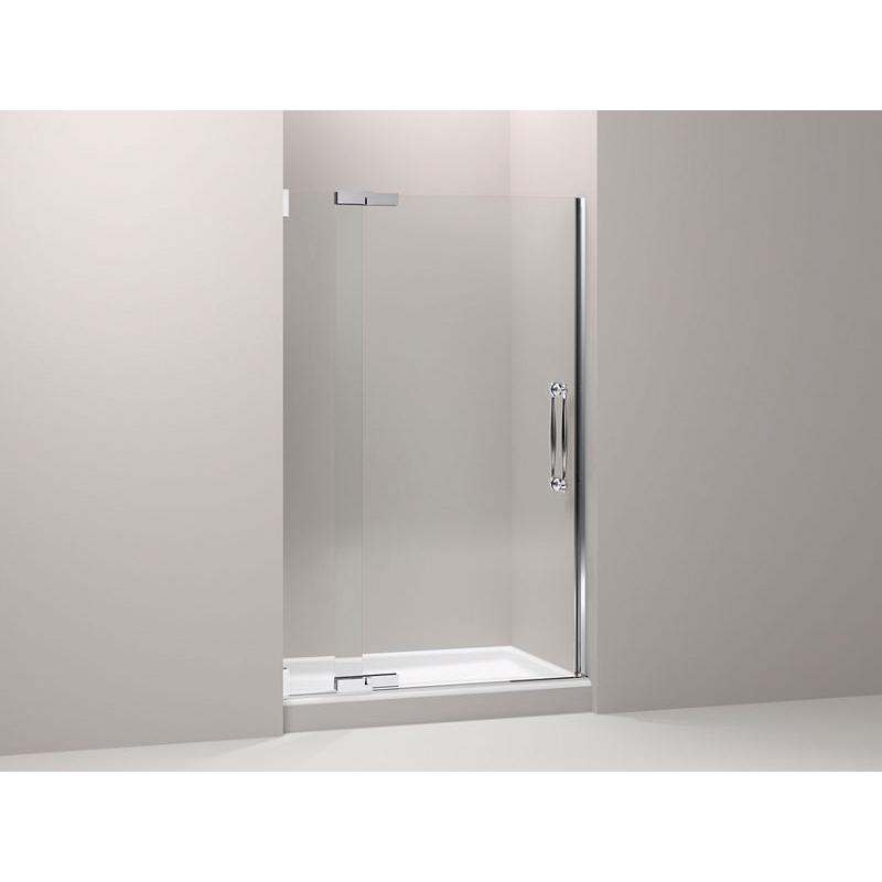 Kohler® 705752-L-NA Glass Panel, 38 in W x 71-3/8 in H, 3/8 in THK