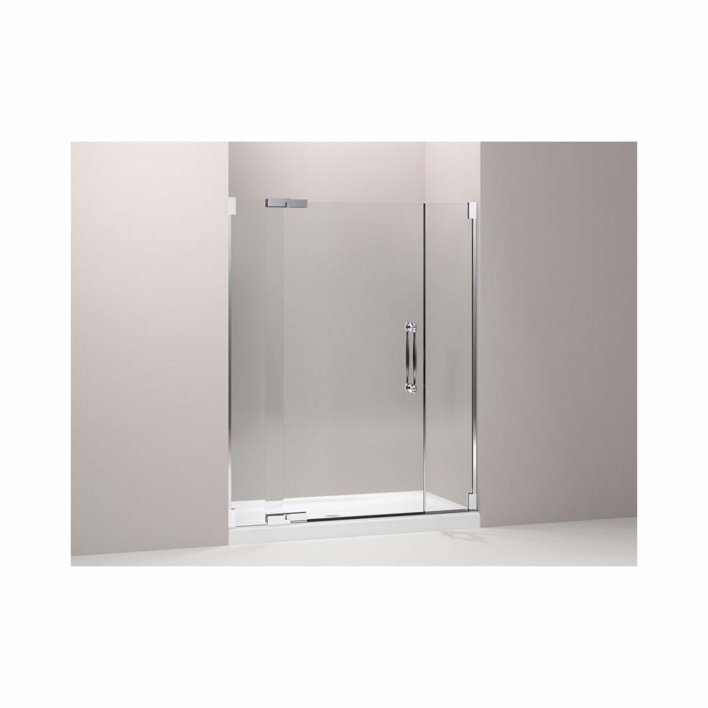 Kohler® 705754-L-NA Glass Sidelite, 25-1/32 in W x 71-1/2 in H, 3/8 in THK