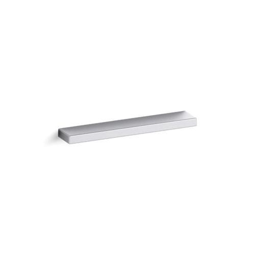 Kohler® 99688-HF1 Bar Pull, Jute®, Metal, Polished Chrome