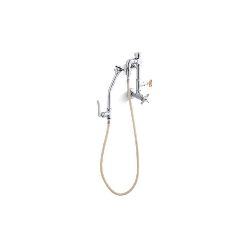 Kohler® 13925-CP Bedpan Washer, 15 gpm, Polished Chrome