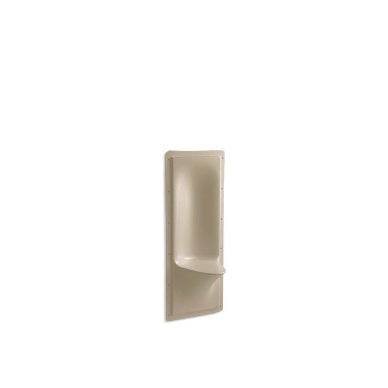 Kohler® 1843-33 Shower Seat, Echelon®, Wall Mount, Acrylic