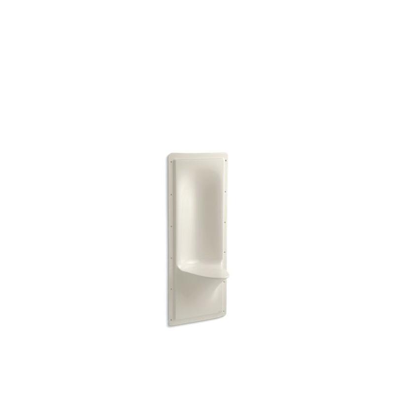 Kohler® 1843-47 Shower Seat, Echelon®, Wall Mount, Acrylic