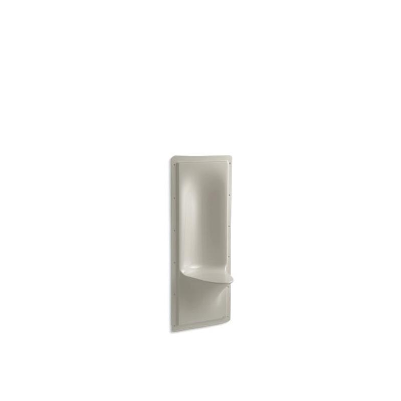 Kohler® 1843-G9 Shower Seat, Echelon®, Wall Mount, Acrylic