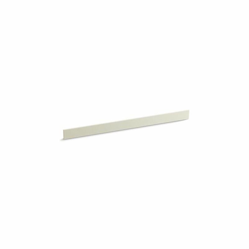 Kohler® 5447-S35 Bathroom Vanity Top Back Splash, Solid/Expressions™, 49 in L x 3-1/2 in W x 1/2 in THK, Stone Composite, Biscuit