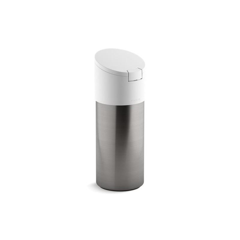 Kohler® 6382-0 Disinfecting Wipes Dispenser, Stainless Steel
