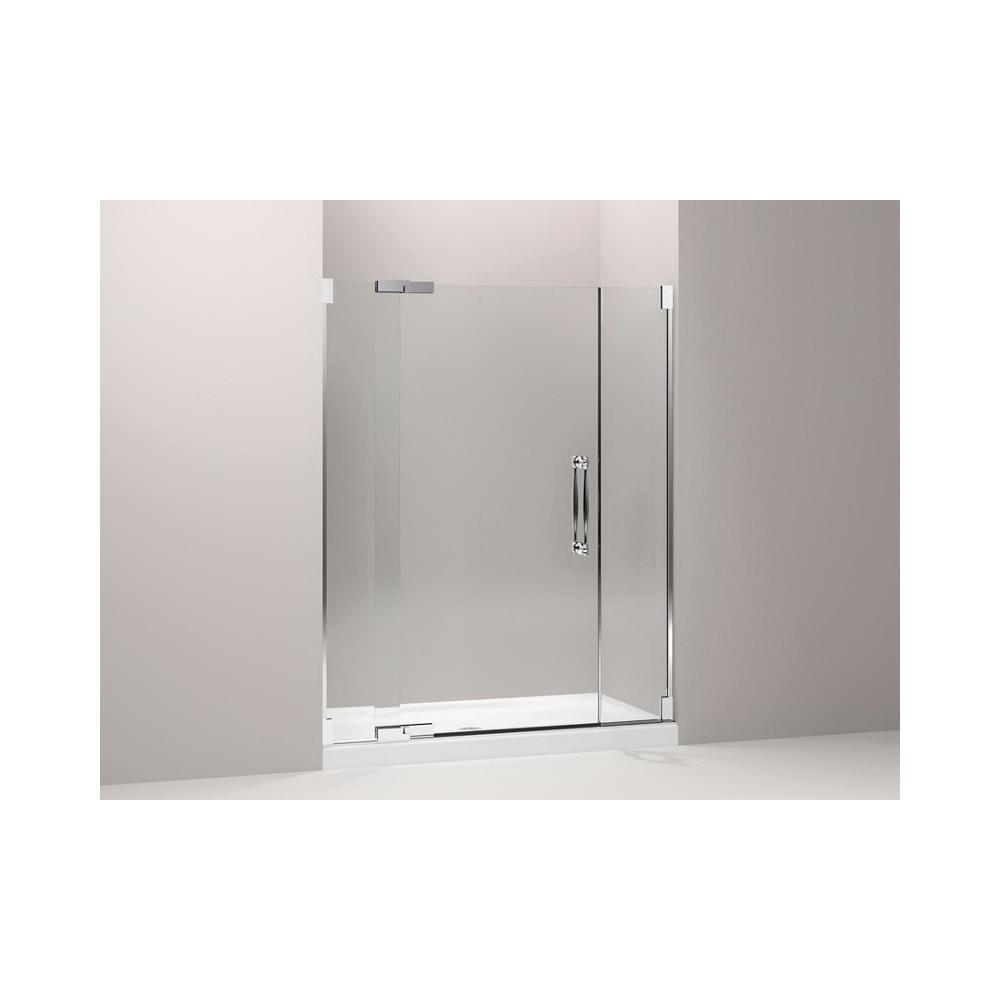 Kohler® 705762-L-NA Glass Sidelite, 25-1/16 in W x 71-1/2 in H, 1/2 in THK
