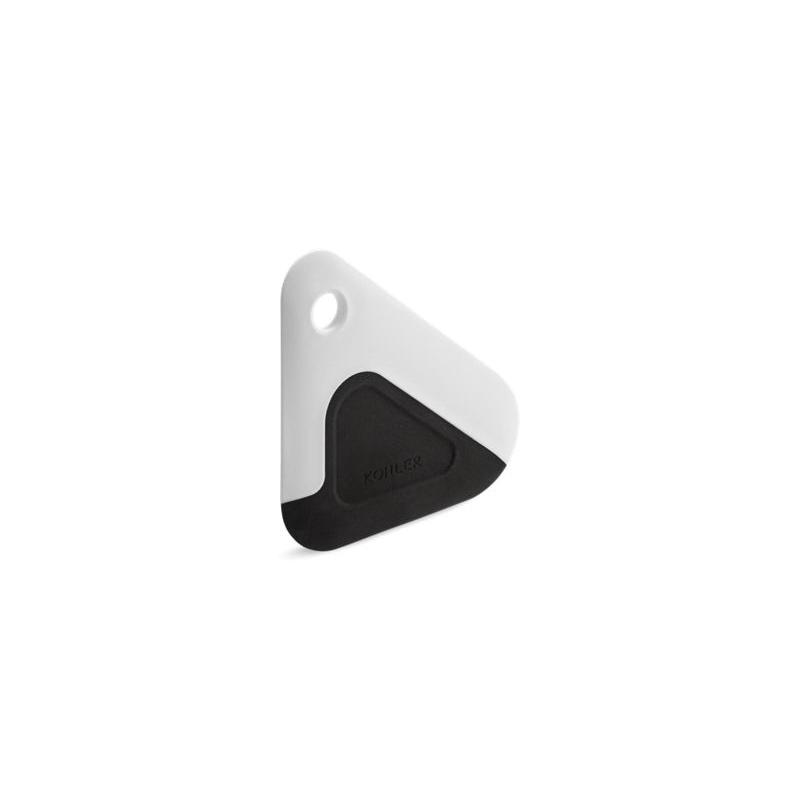 Kohler® 8624-0 Stain-Resistant Dish Scraper, Nylon/Silicon