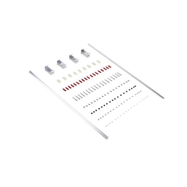 Robern® PLGKIT Ganging Kit, PL Series, For Use With 2 or 3 Side-By-Side Cabinets
