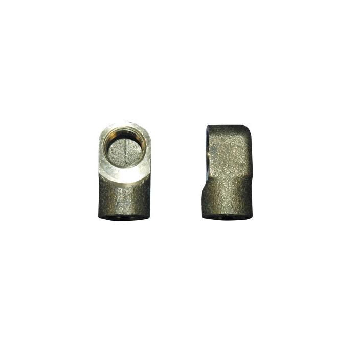 Krowne® 21-191L 2-Piece Elbow, 90 deg, Solid Brass, Import