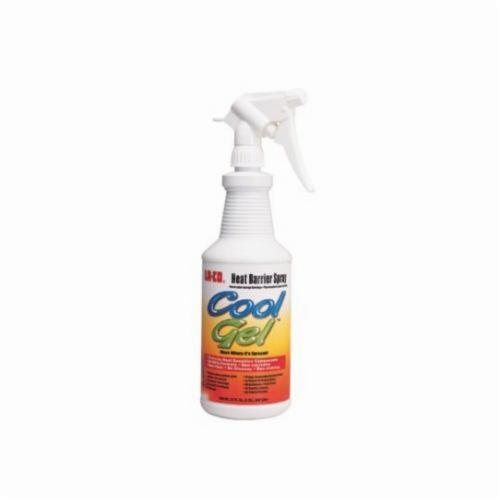 LA-CO® Cool Gel® 011509 Heat Dissipating Spray, 1 qt Spray Pump Bottle, 7, Gel, Odorless
