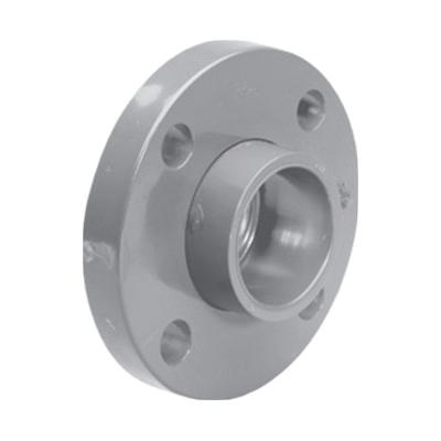 Lasco® 9854-020 Loose Ring Flange, 2 in, CPVC, Slip, 150 lb, Domestic