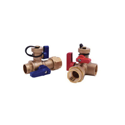 LEGEND 101-149NL Tankless Water Heater Valve Kit, 3/4 in FNPT Union x FNPT, Import