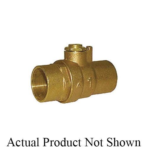 LEGEND 110-153 S-439 Balancing Valve, 1/2 in, C, Brass Body, Import