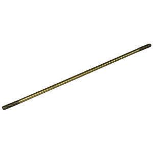 LEGEND 111-256 Float Valve Rod, 10 in L, 3/8-16 Thread, Brass, Import