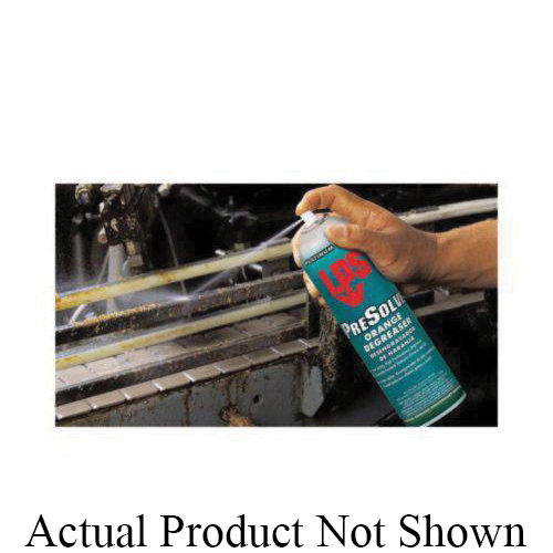 LPS® 00916 Electro 140 deg Contact Cleaner, 16 oz Aerosol Can, Liquid, Clear Glass, Ether/Mild