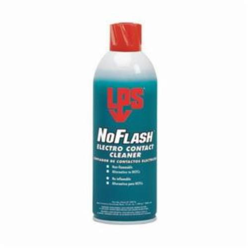 LPS® 03116 CFC Free Electrical Contact Cleaner, 11 oz Aerosol Can, Liquid, Clear/Water White, Solvent