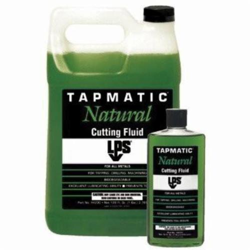 LPS® Tapmatic® 40330 #1 Gold Cutting Fluid, 1 gal Plastic Jug, Petroleum Odor/Scent, Aerosal Spray Form, Gold