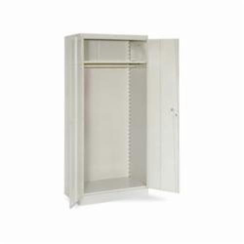 LYON® 1080 1000 Standard Assembled Storage Cabinet, 18 in W x 78 in H, Steel