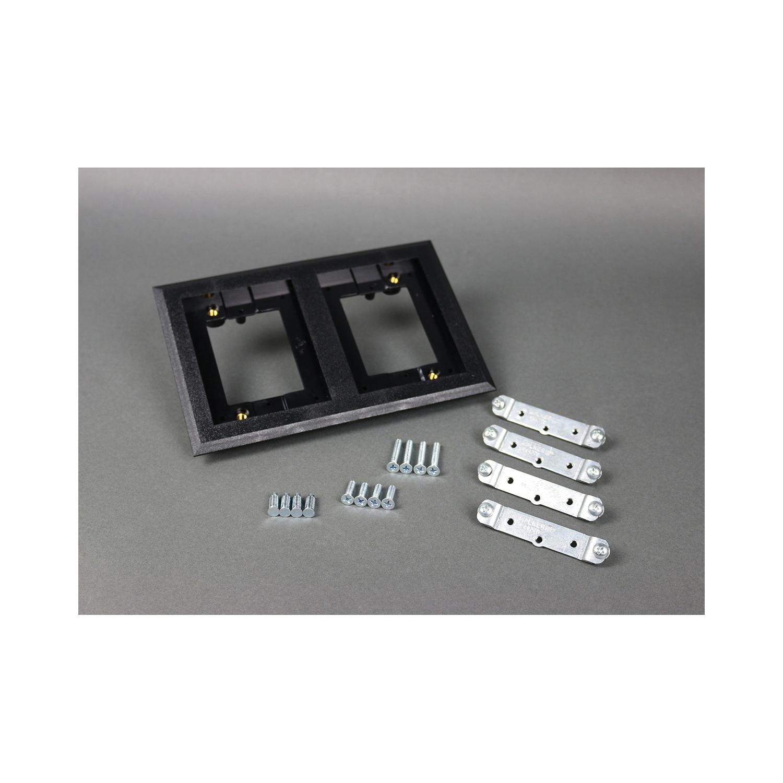 Wiremold® 827PCC-BLK