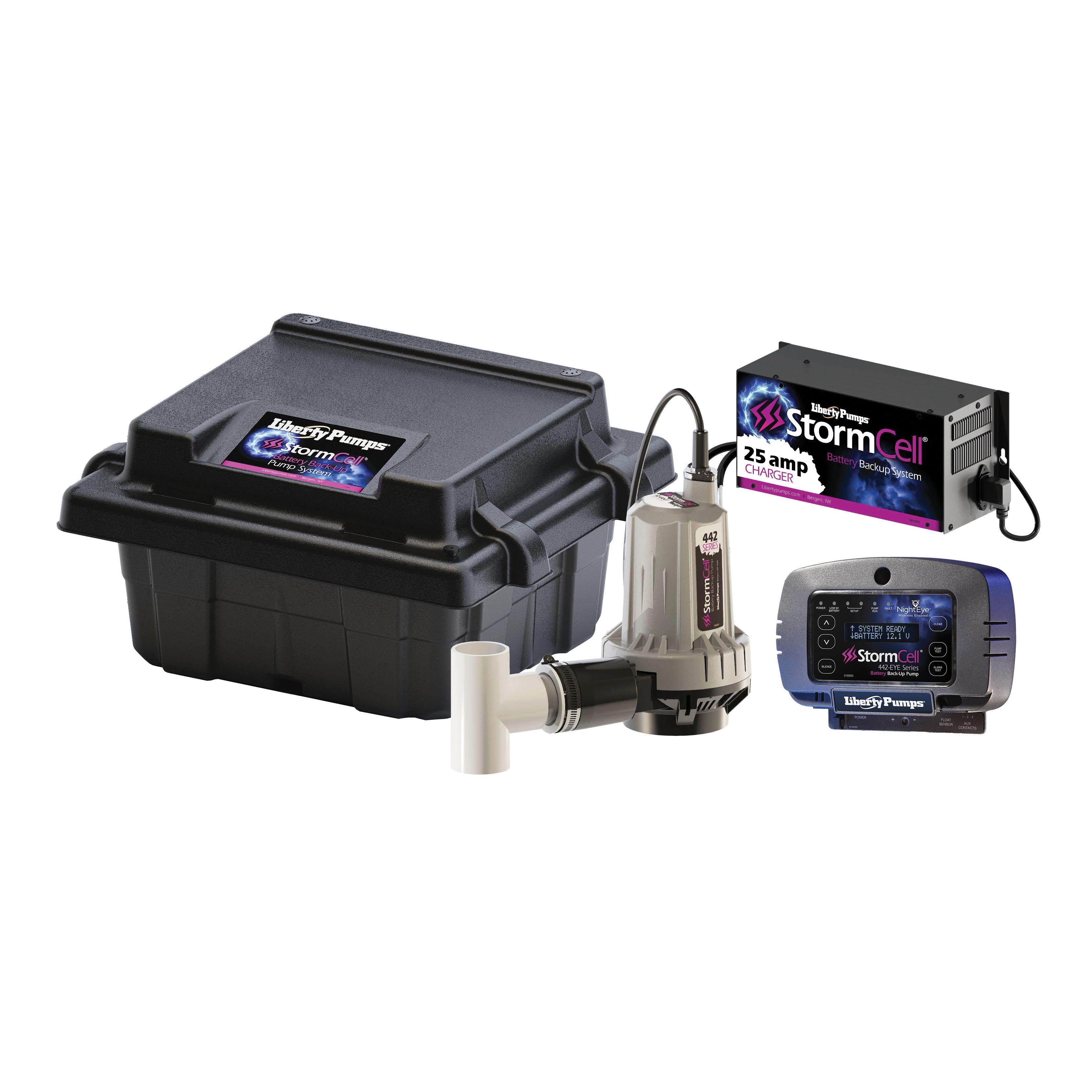 Liberty Pumps® 442-25A-EYE