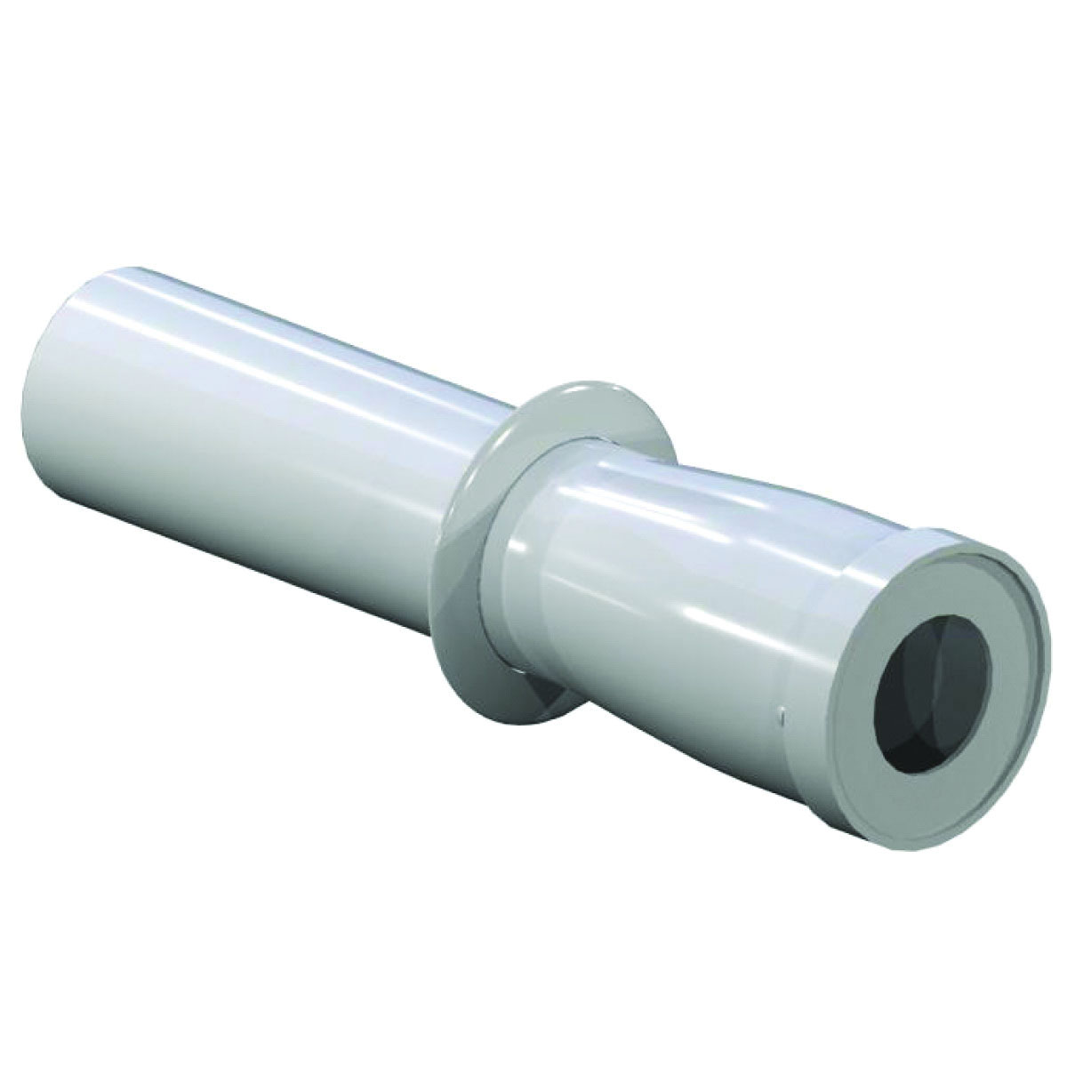 Liberty Pumps® K001184 Extension Pipe With Bell Seal, 15-3/4 x 4 in, Import