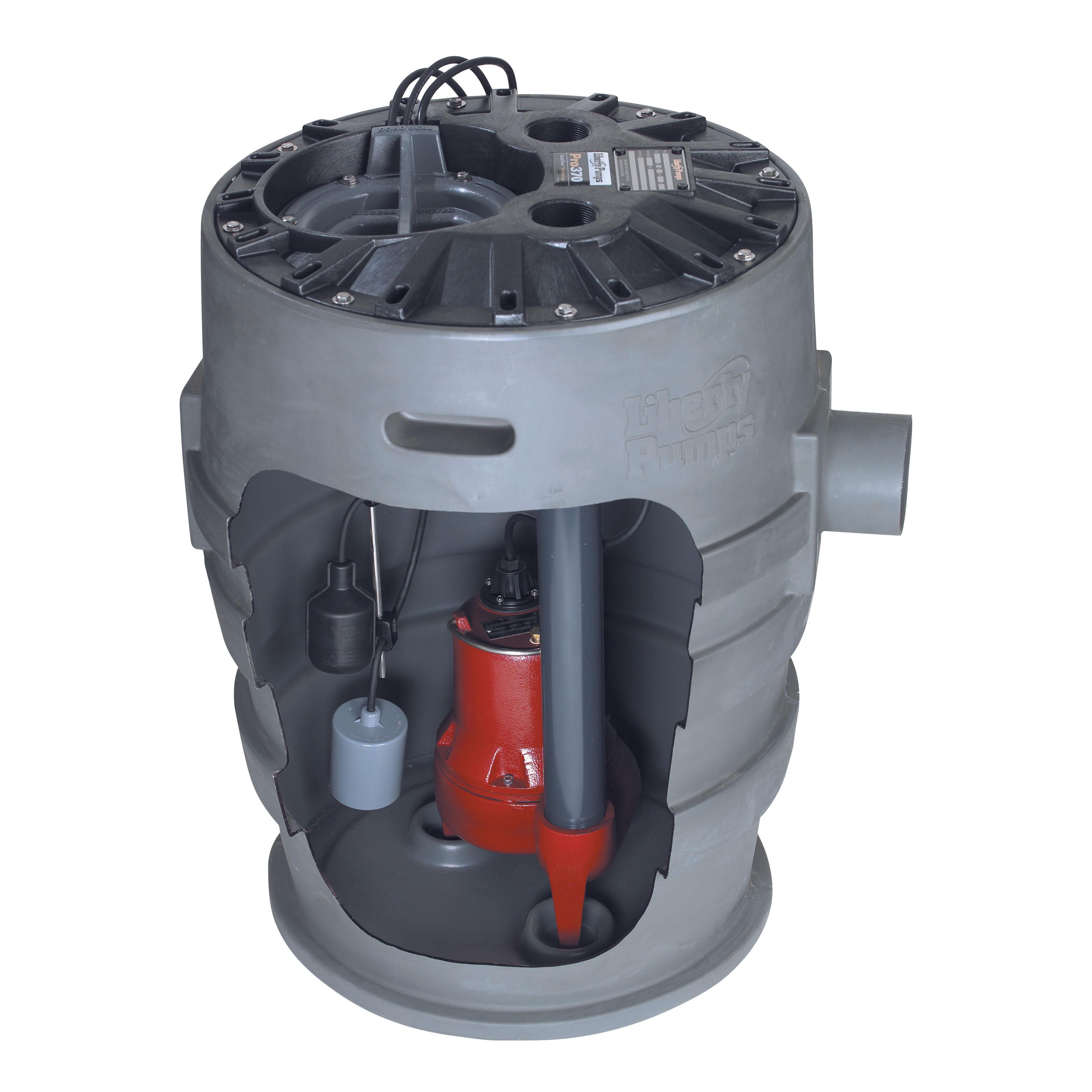Liberty Pumps® P372LE51