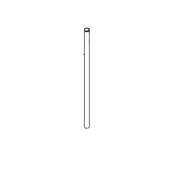 Lochinvar® 100109623 Anode Rod, For Use With: Model JR(A)006, JR(A)010, JR(A)020, JT(A)020 Electric Residential Water Heater