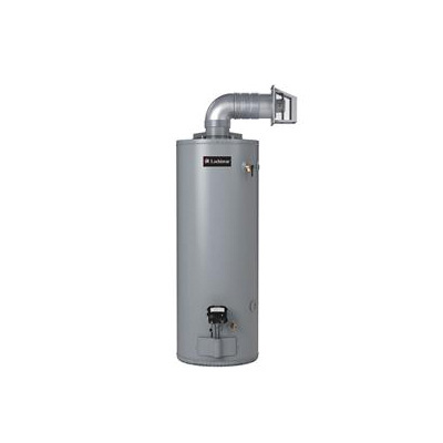 Lochinvar® GBN040 40 High Efficiency Balanced Flue Speciality Gas Water Heater, 38000 Btu/hr Heating, 40 gal Tank, Natural Gas Fuel, Direct Vent, 41 gph at 100 deg F Rise Recovery, Tall, Indoor