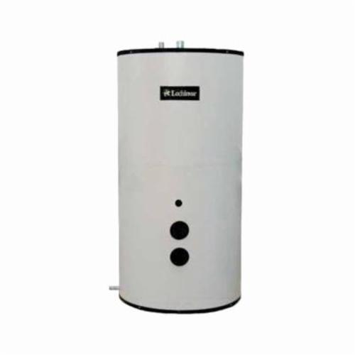Lochinvar® Lock-Temp® RJS080 Round Jacketed Vertical Storage Tank, 78 ga Tank, 24 in Dia, 2-1/2 in Inlet x 2 in Outlet