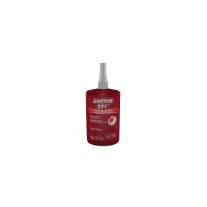 Loctite® 1329837 243™ Medium Strength Oil Tolerant Primerless Threadlocker, 10 mL Bottle, Liquid Form, Blue, 1.09