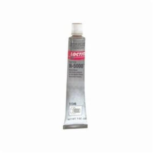 Loctite® 226696 lb 8012™ 1-Part Anti-Seize Lubricant, 1 lb Brush In Cap Bottle, Paste Form, Gray, 1.9614