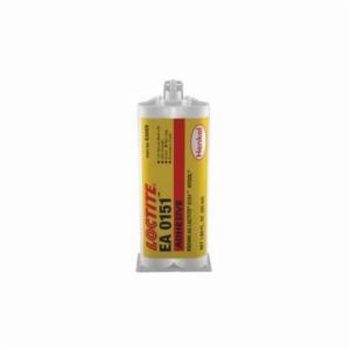 Loctite® 237116 Hysol® E-30CL™ Chemical Resistant Impact Resistant Low Viscosity Epoxy Adhesive, 50 mL Dual Cartridge, Clear, 24 hr Curing