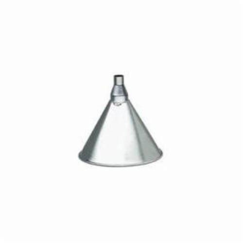 LubriMatic® 75-004 Regular Tractor Funnel With Screen, 8 qt Capacity, 9-1/2 in Dia, 12 in H