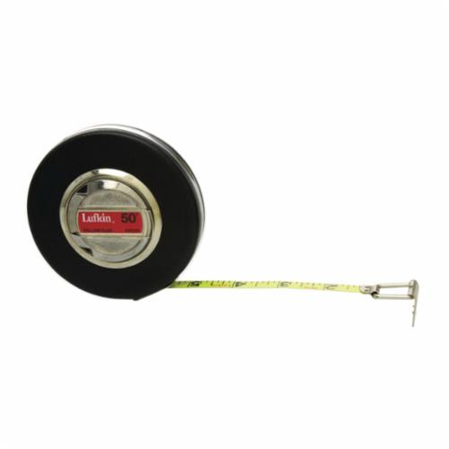 Lufkin® Mezurall™ C9212X Tape Measure, 12 ft L x 1/2 in W Blade