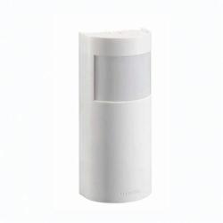LUTRON LRF2-OWLB-P-WH Occupancy Sensor,1500 sq ft,Wall