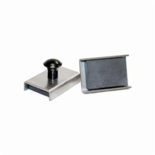 MAG-MATE® PH2100 Rectangle Magnetic Print Holder With Knob, 2-3/8 in L x 1-1/8 in W, 11.5 lb Maximum Pull, Ceramic/Steel