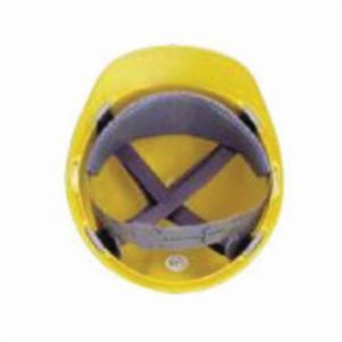 Staz-On® 467386 Pinlock Hard Hat Suspension, 4 Suspension Points, For Use With V-Gard® Hard Hats, Plastic/Nylon