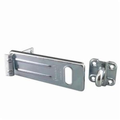Master Lock® 703D Hasp Lock, 3-1/2 in L, Hardened Steel
