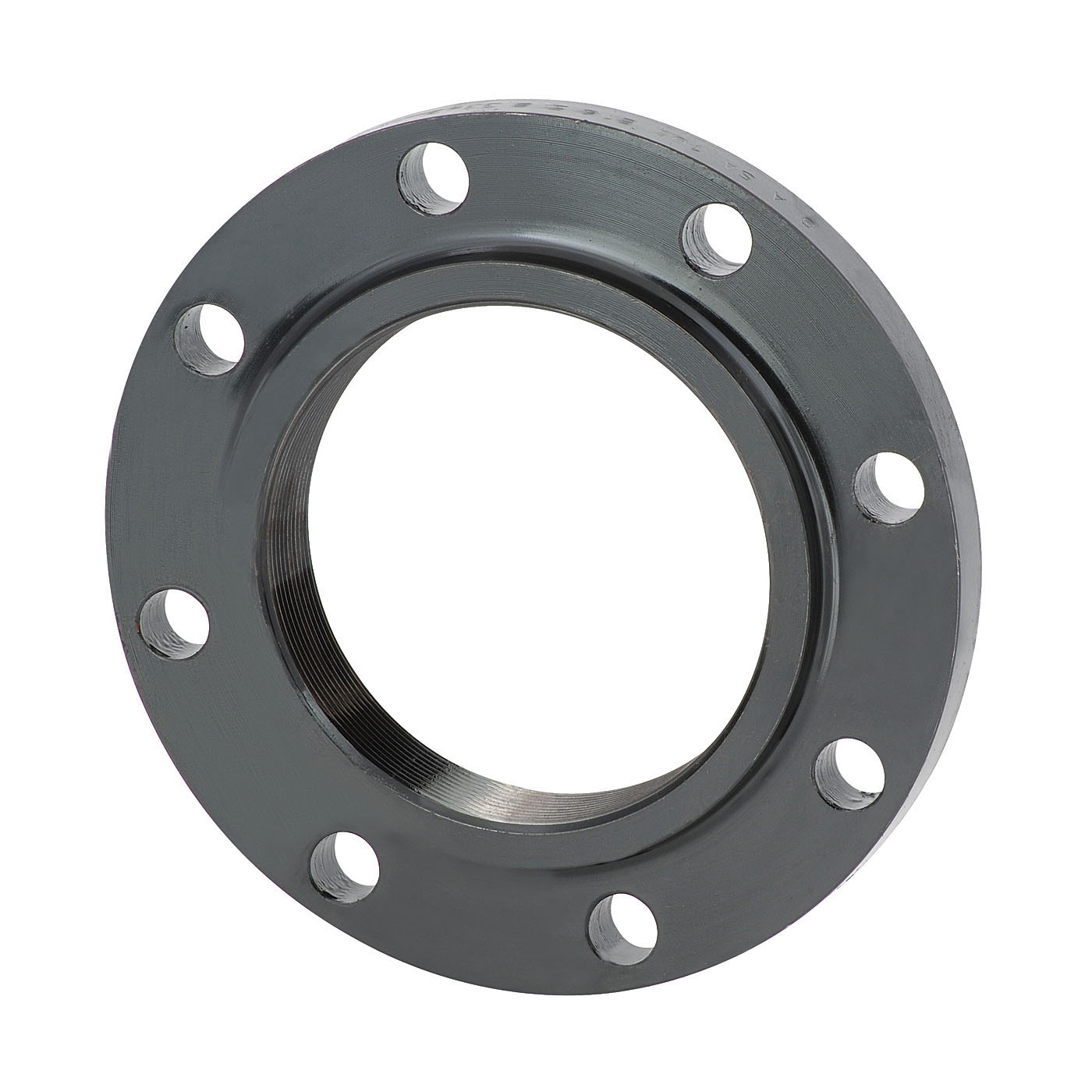 Matco-Norca™ MN150TF09 Raised Face Weld Flange, 2-1/2 in Nominal, Carbon Steel, Threaded Connection, 150 lb, Domestic