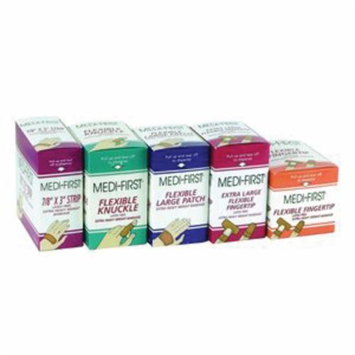 Medique® 60233 Sterile Butterfly Closure Bandage, Plastic, Flesh
