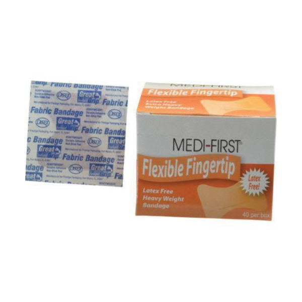 Medique® 61515 Fingertip Bandage, Woven Fabric
