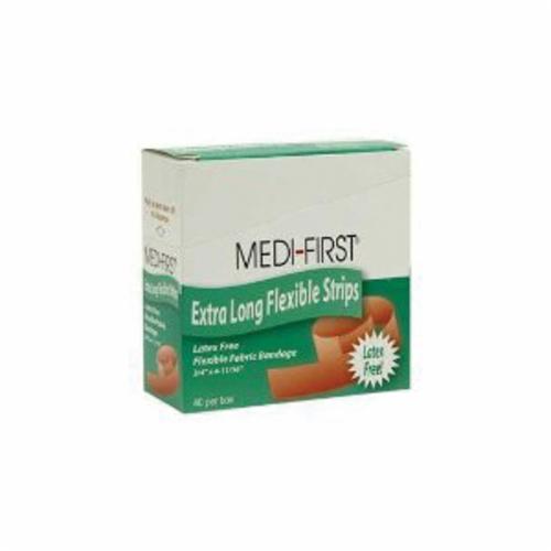 Medique® 61578 Latex Free Fingertip Bandage, Woven Fabric, Beige
