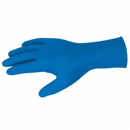 MCR Safety 5025L SensaGuard™ 5025 Non-Sterile Disposable Gloves, L, Vinyl, Green, 9.724 in L, Powdered, Smooth, 6.5 mil THK, Application Type: Food/Industrial/Premium Grade, Ambidextrous Hand
