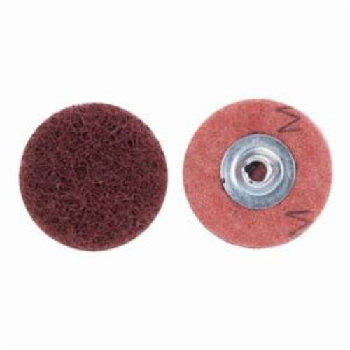 Finesse-it™ 051141-20271 Regular Buffing Pad, 3-3/4 in Dia, Hook and Loop Attachment, Open Cell Foam Pad