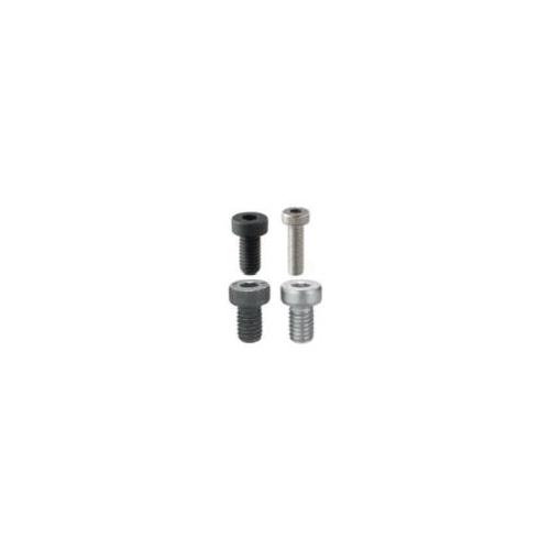 Chicago Hardware 12948 0 Shoulder Pattern Threaded Machinery Eye Bolt, 3/4-10, 2 in L Shank, Heat Treated Drop Forged Steel
