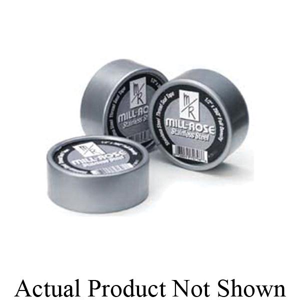 Dixon Sanitary 40MP-G250 Standard Clamp Gasket, 2-1/2 in Nominal, 2-3/8 in ID x 3-1/32 in OD x 13/64 in THK, PTFE, Domestic