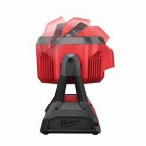 Milwaukee M18 Portable Pivot Head Jobsite Fan w// AC Power Adapter #0886-20